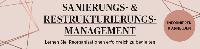 "Handelsblatt-Training ""Restrukturierungs- und Sanierungsmanagement"""