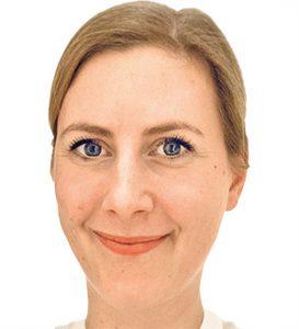 Sara Geising-Eggers