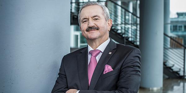 Interview mit Prof. Reimund Neugebauer, Präsident, Fraunhofer-Gesellschaft